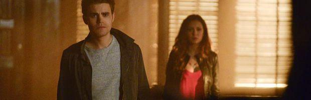 The Vampire Diaries 6: materiale promozionale dal diciannovesimo episodio, 'Because' - Notizia