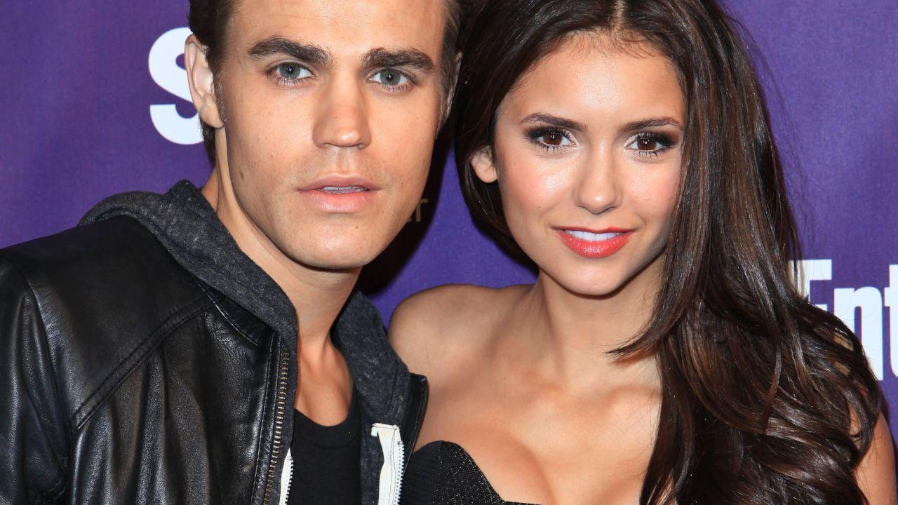 The Vampire Diaries, ecco la reunion di Nina Dobrev e Paul Wesley su Instagram