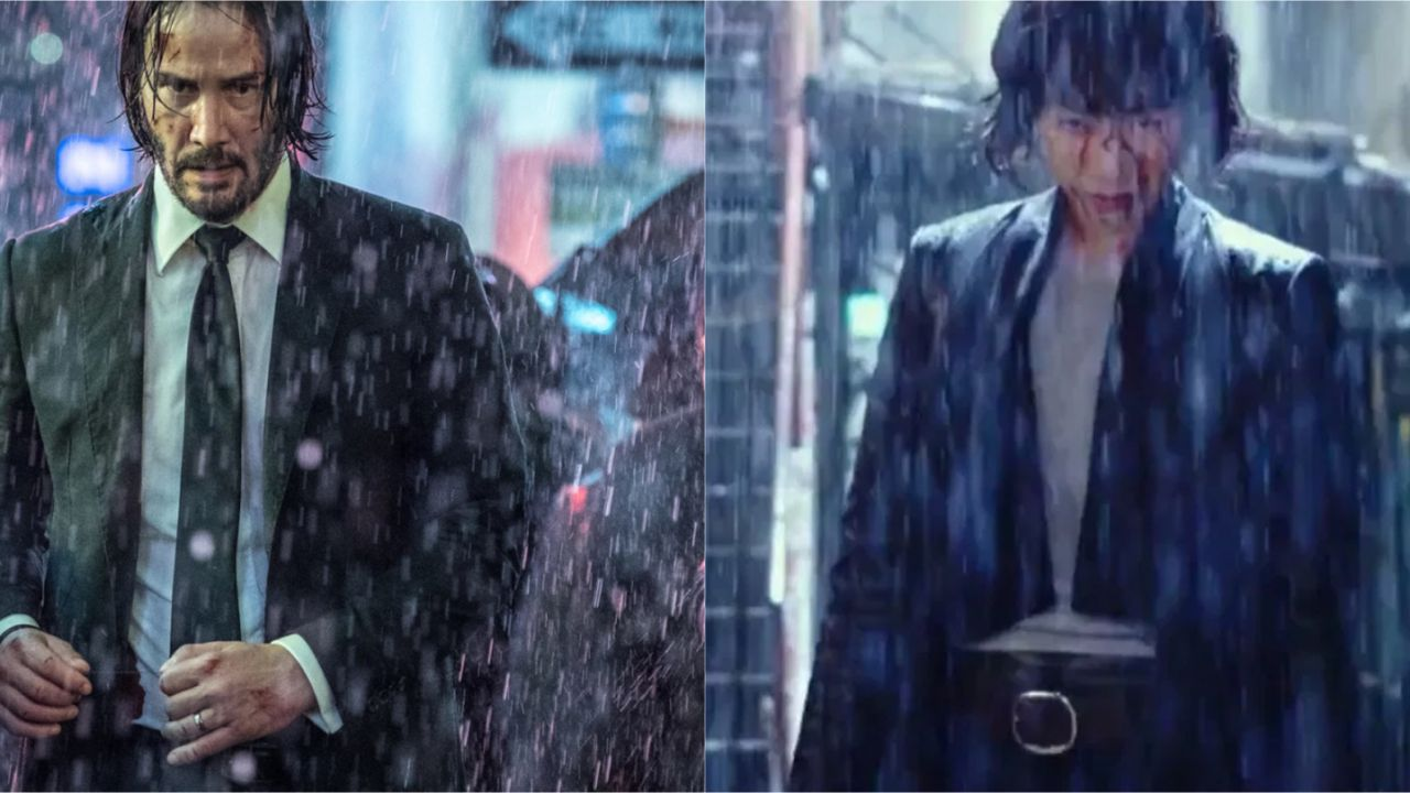 The Villainess - L'assassina è il film più folle che vedrete oggi: la prova è Keanu Reeves