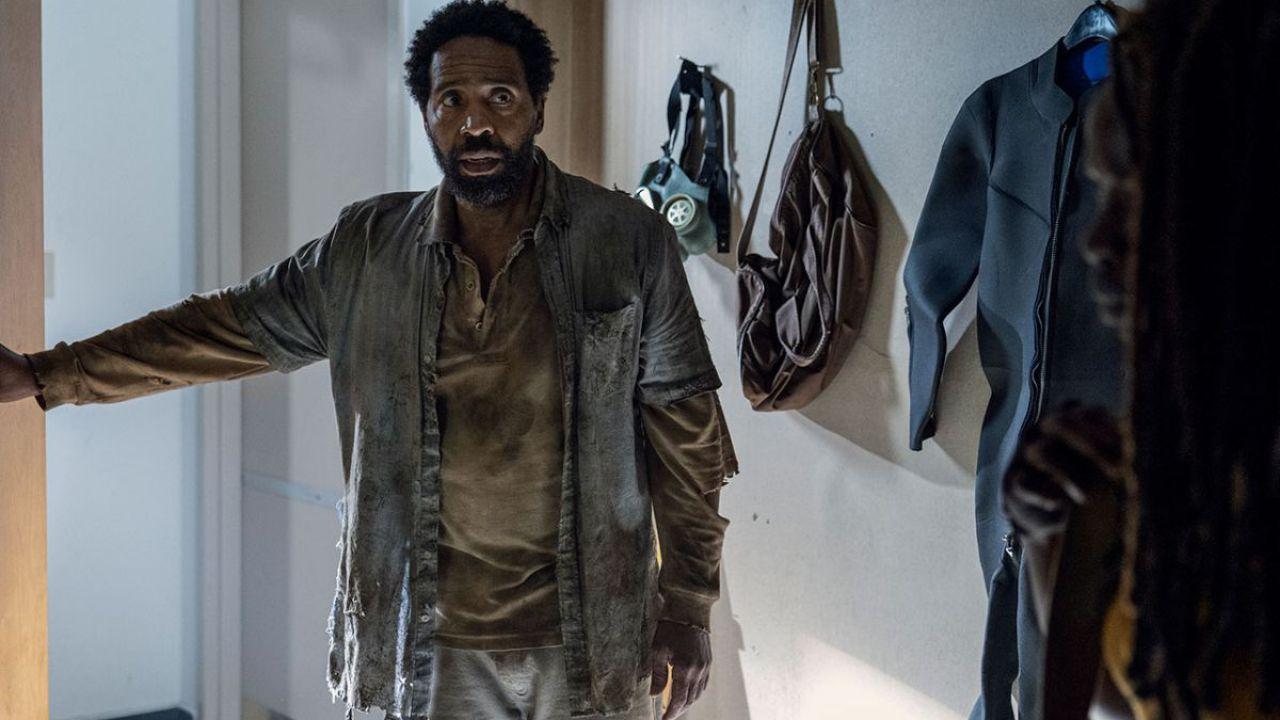 The Walking Dead 10: Kevin Carroll e la sua esperienza con lo show