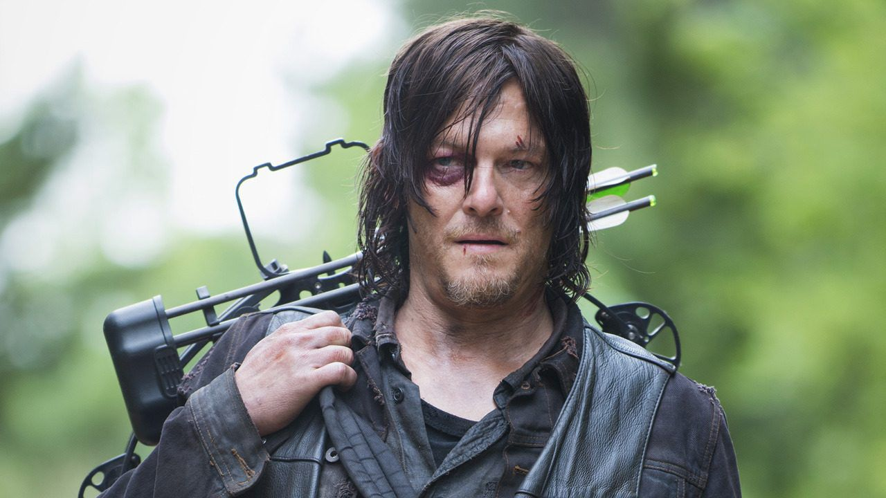 The Walking Dead 10, Norman Reedus anticipa un momento del finale che farà impazzire i fan