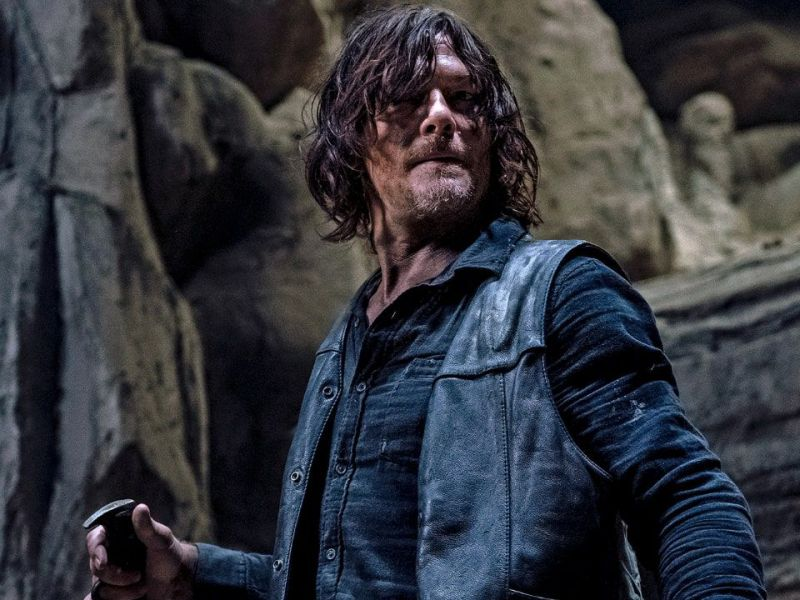 The Walking Dead 10: Norman Reedus confronta il finale con Game of Thrones