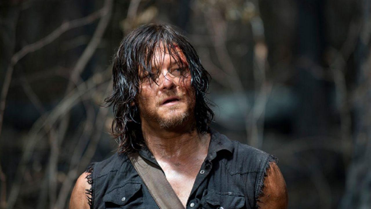 The Walking Dead 10, Norman Reedus: 'È stato davvero strano girare gli episodi bonus'