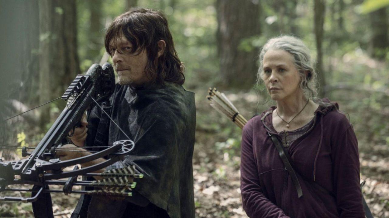 The Walking Dead 11: annunciati grandi sviluppi nella relazione tra Daryl e Carol