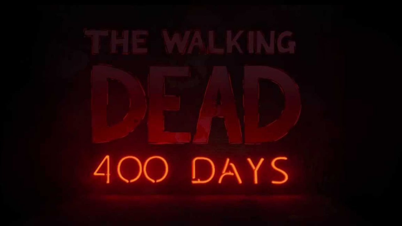 The Walking Dead 400 Days: dettagli, trailer ed immagini