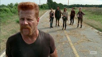 The Walking Dead 7: Michael Cudlitz risponde a chi vuole scoprire la vittima