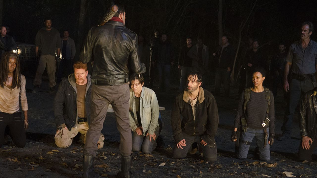 The Walking Dead 7 e quell'inizio brutale: era necessario? Michael Cudlitz risponde