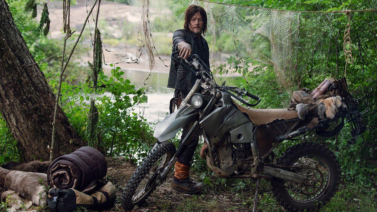 The Walking Dead 9: Norman Reedus spiega com'è stato girare una scena cruciale dello show