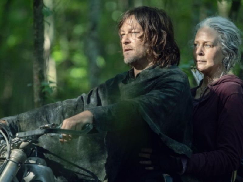The Walking Dead: Carol e Daryl sono 'anime gemelle', secondo la showrunner