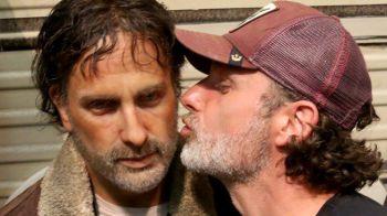 The Walking Dead: il cast invade il set del Comic-Con