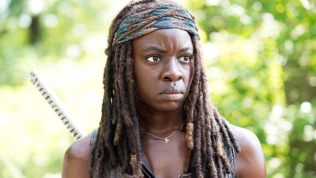 The Walking Dead, Danai Gurira si sente fortunata per aver dato volto a Michonne