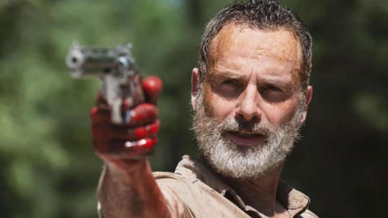 The Walking Dead: il film con Rick Grimes sarà vietato ai minori e per un buon motivo