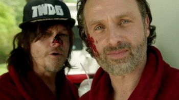 The Walking Dead: il cast scherza in un video per il 'Red Nose Day'