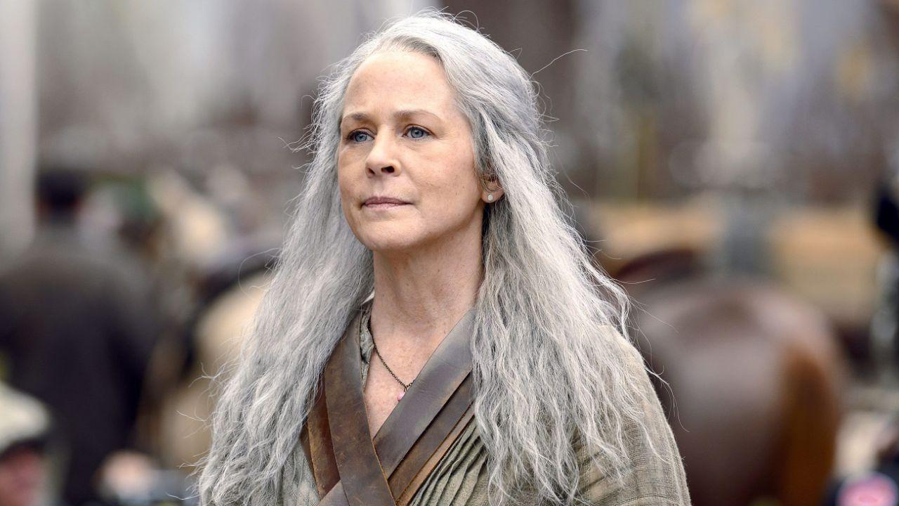 The Walking Dead, Melissa McBride teme la fine della serie: 'Sarà difficile lasciare'
