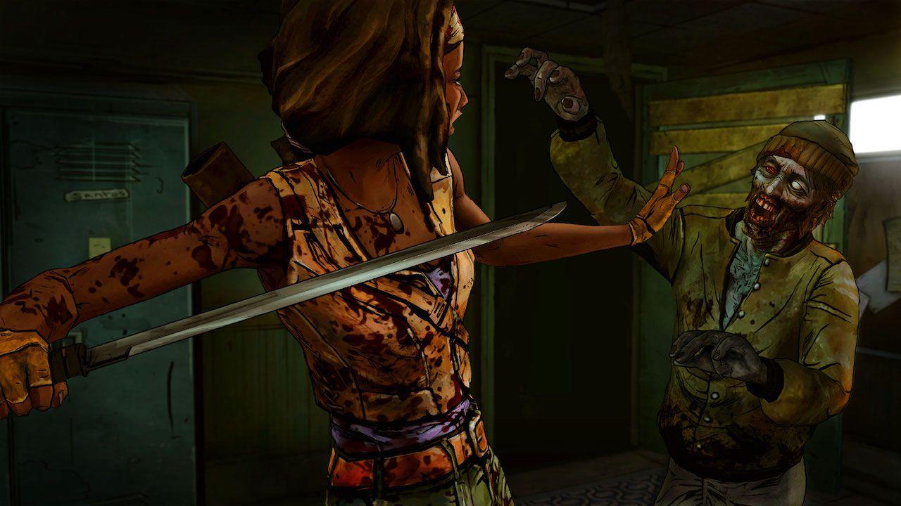 The Walking Dead Michonne Episodio 2: rimandata l'uscita sul PSN europeo
