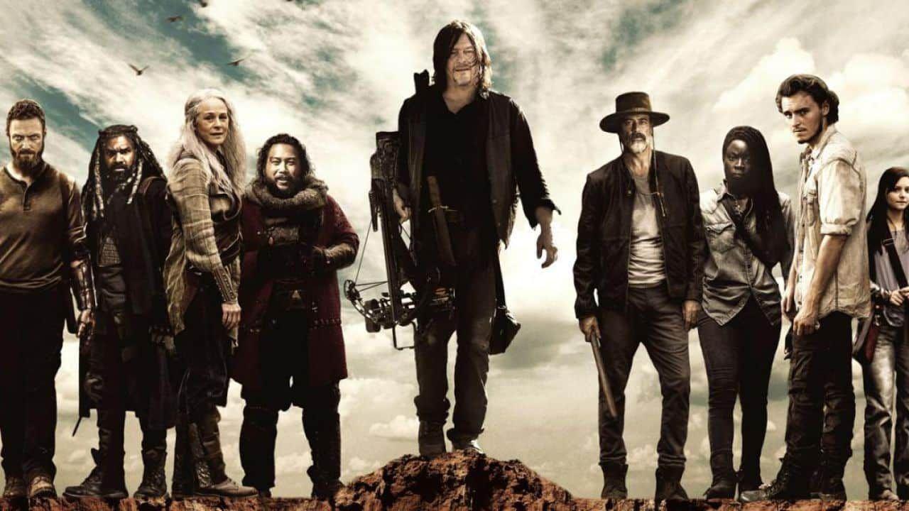 The Walking Dead contro la pandemia: ecco come vengono girati gli episodi bonus