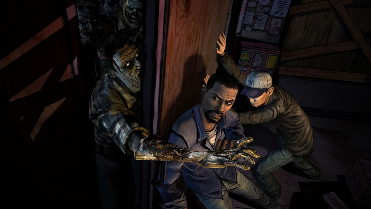 The Walking Dead: la prima stagione è disponibile anche su Android