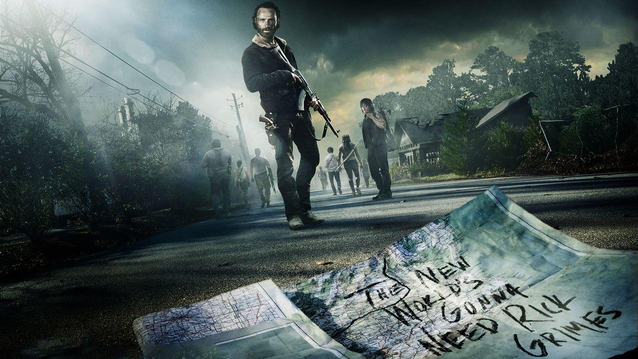 The Walking Dead e Rick Grimes: Andrew Lincoln aggiorna sulla lavorazione dei film