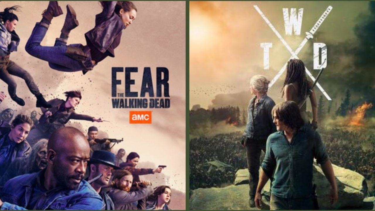 The Walking Dead: riprendono i lavori, si torna sul set per tutte le serie