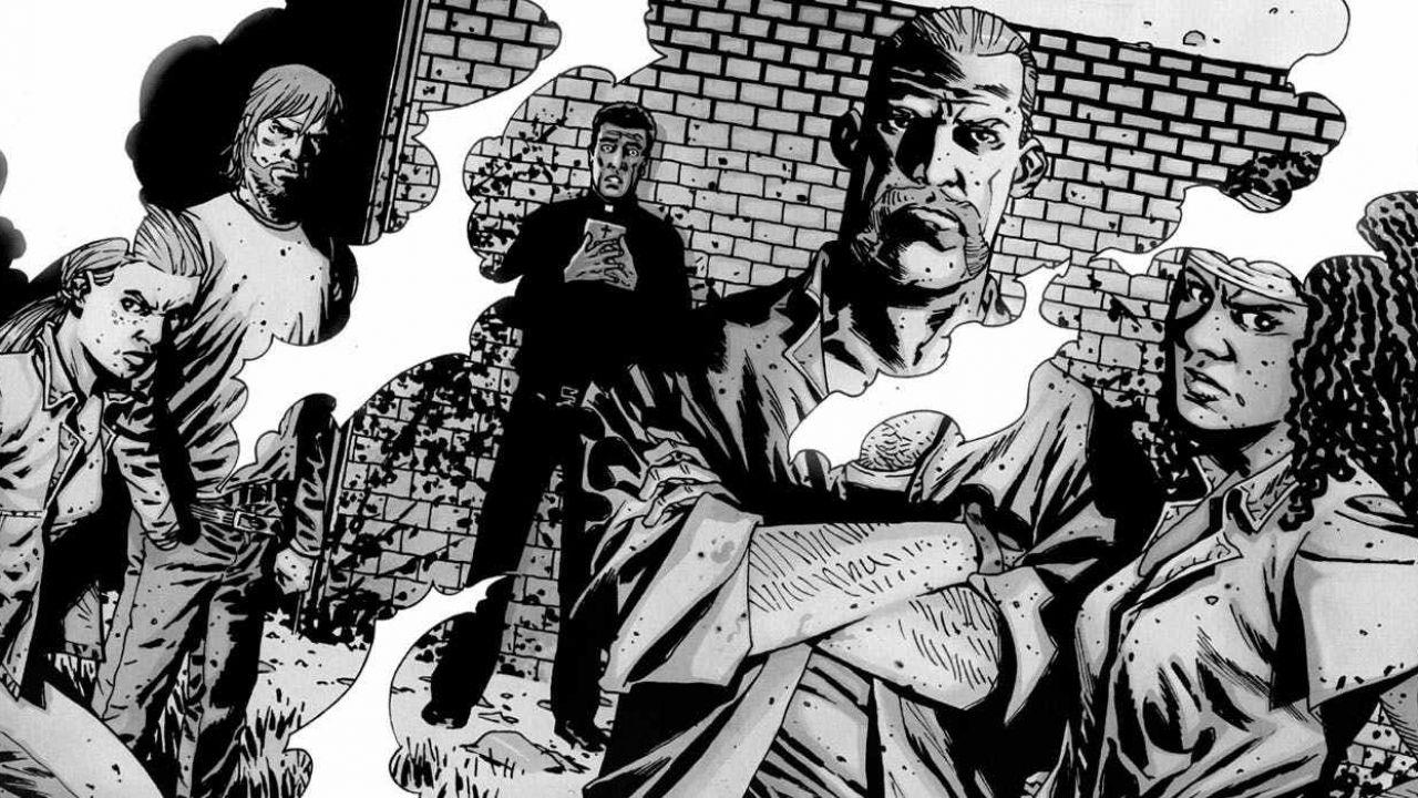The Walking Dead: Robert Kirkman condivide la prima versione della storia di Rick