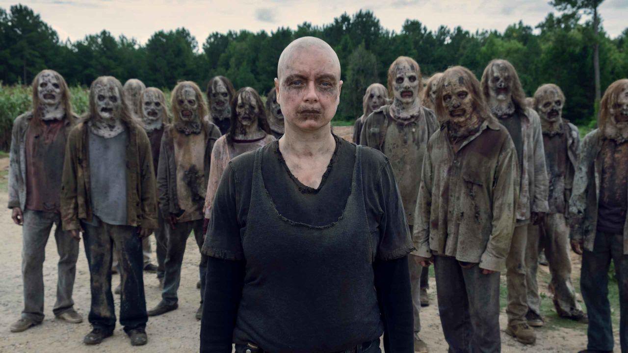 The Walking Dead: Samantha Morton sarà la prima attrice dello show nominata agli Emmy?