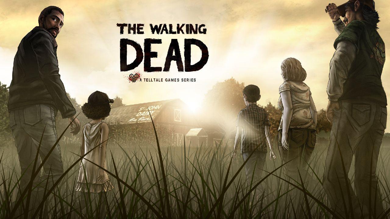 The Walking Dead Stagione 1 gratis su Xbox 360 e Xbox One