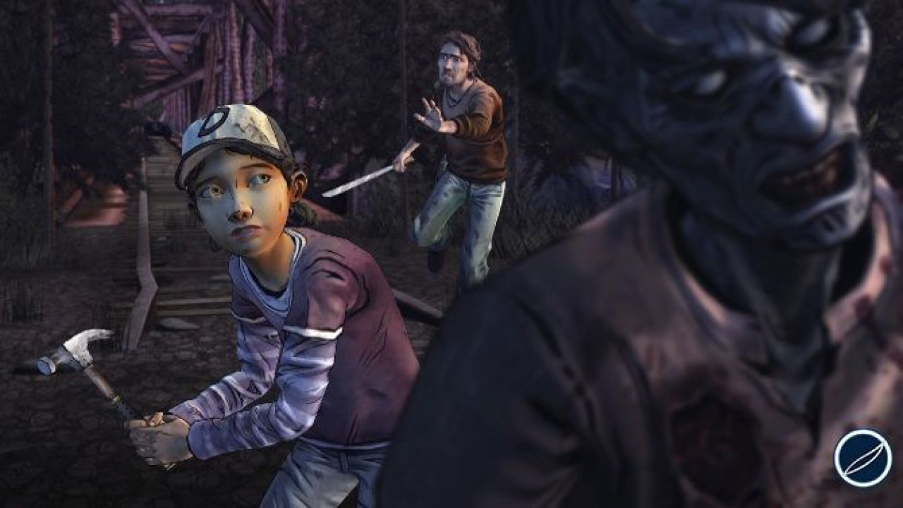 The Walking Dead Stagione 2: A House Divided disponibile su iOS