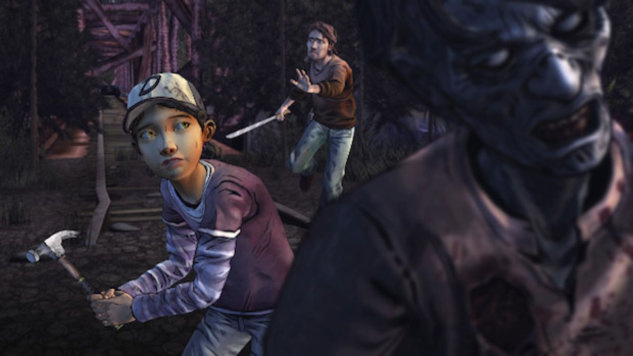 The Walking Dead Stagione 2, screenshot del secondo episodio