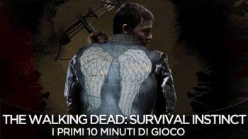 The Walking Dead: Survival Instinct, sul PSN dovrebbe pesare sotto i 5 gigabyte