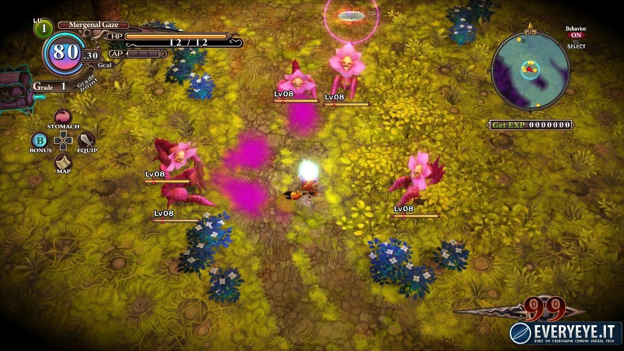 The Witch and the Hundred Cavalrymen: le prime immagini dell'RPG di Nippon Ichi