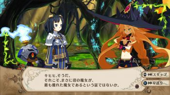 The Witch and the Hundred Knight Revival arriverà in occidente a marzo