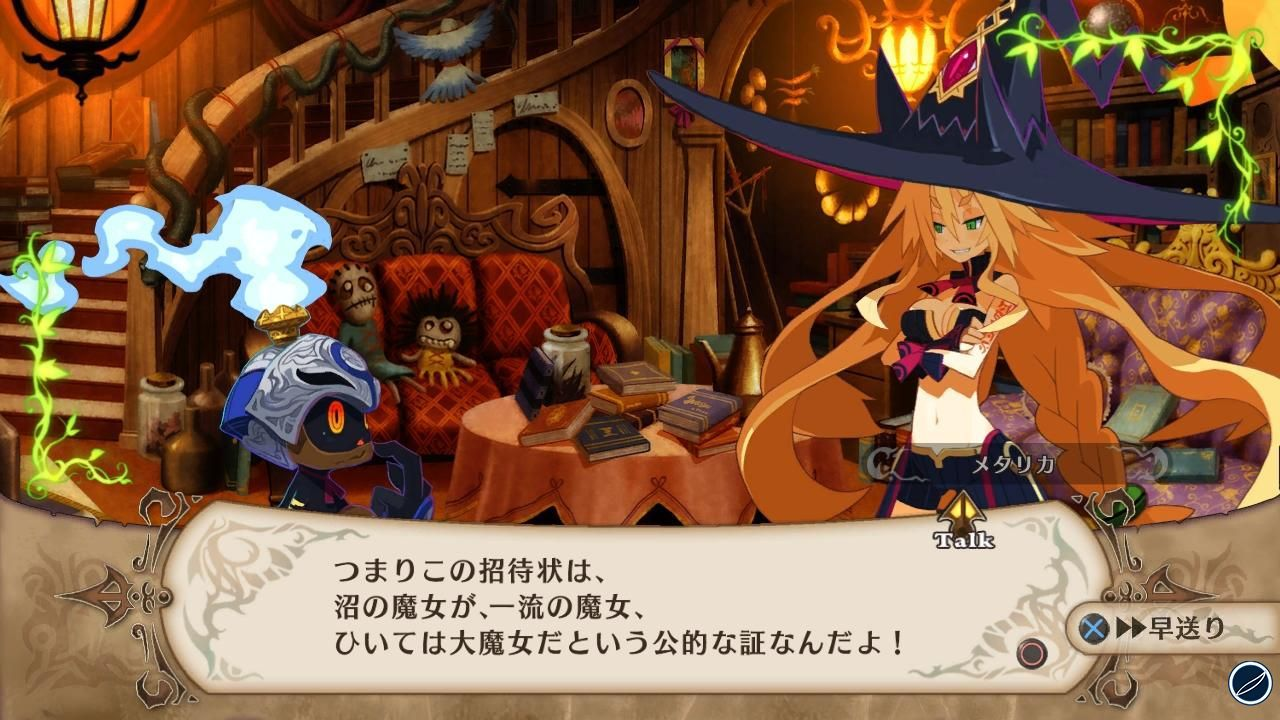 The Witch and the Hundred Knights: pubblicato un video gameplay di 10 minuti