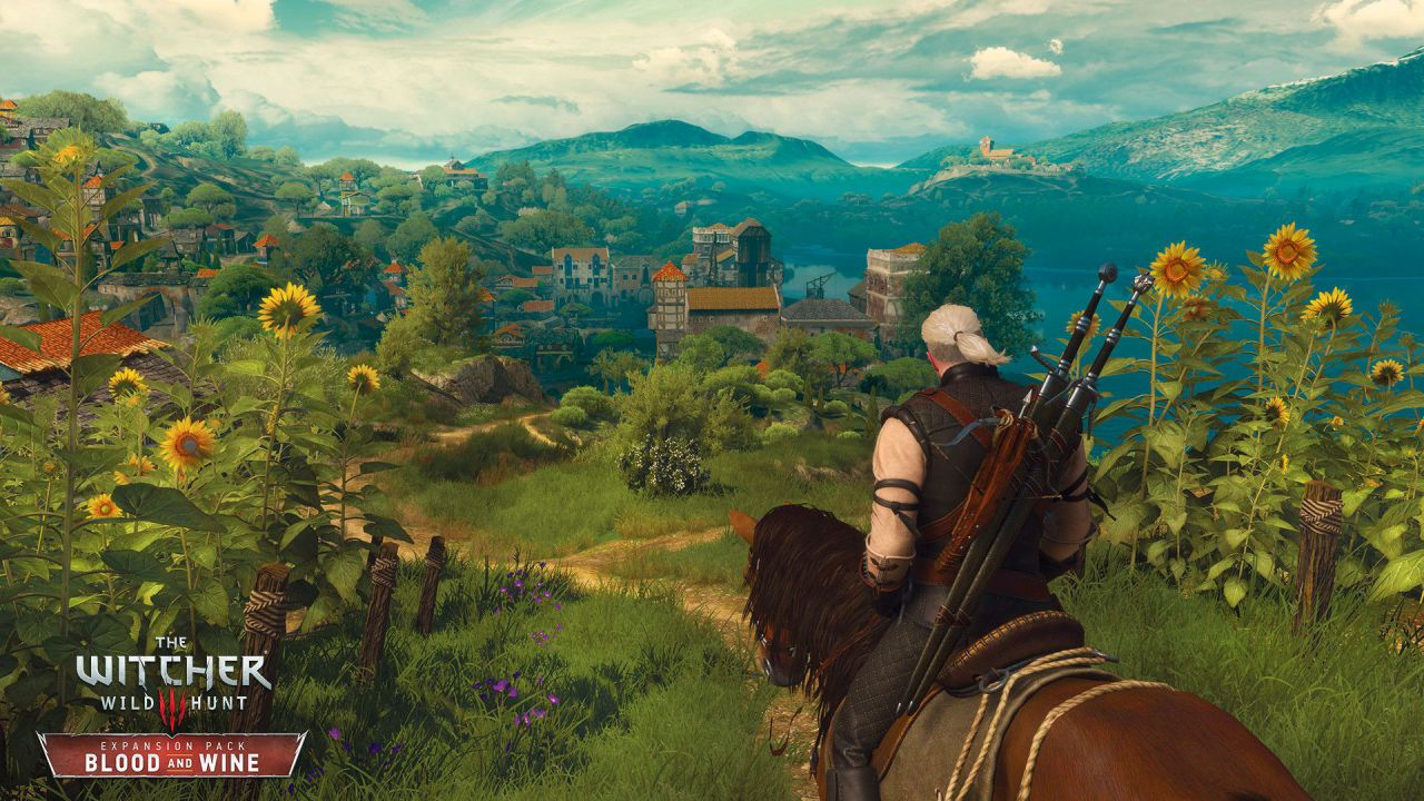 The Witcher 3 Blood & Wine avrà una day one patch