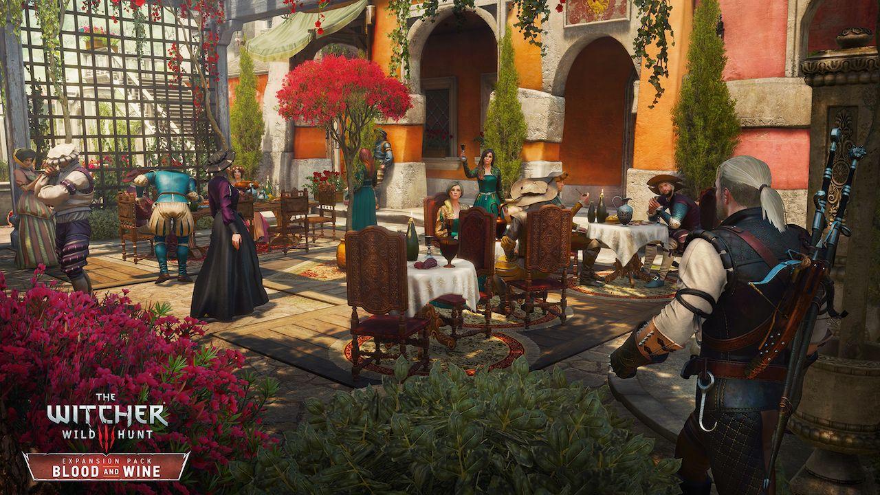 The Witcher 3 Blood & Wine è già disponibile su Xbox One