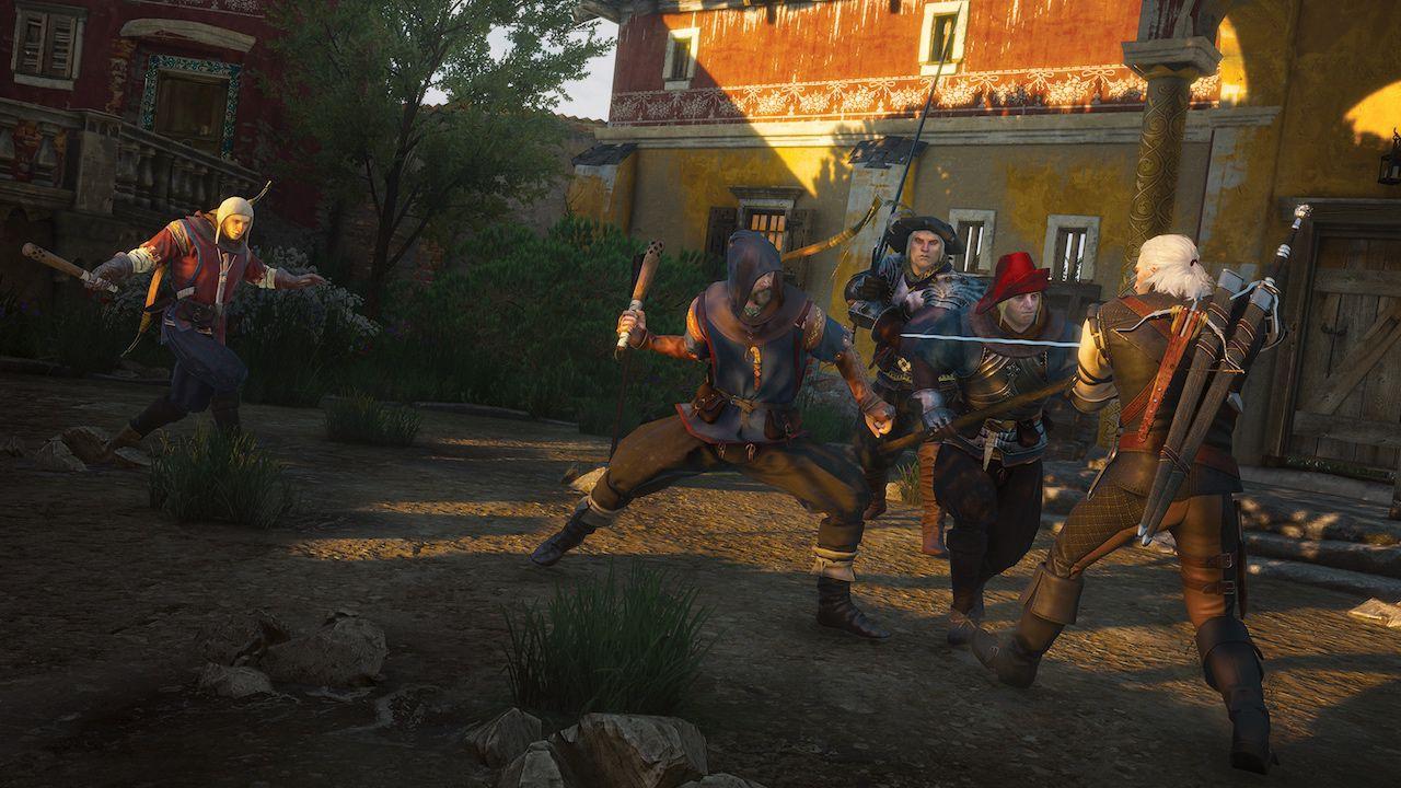 The Witcher 3 Blood & Wine includerà migliorie al comparto grafico