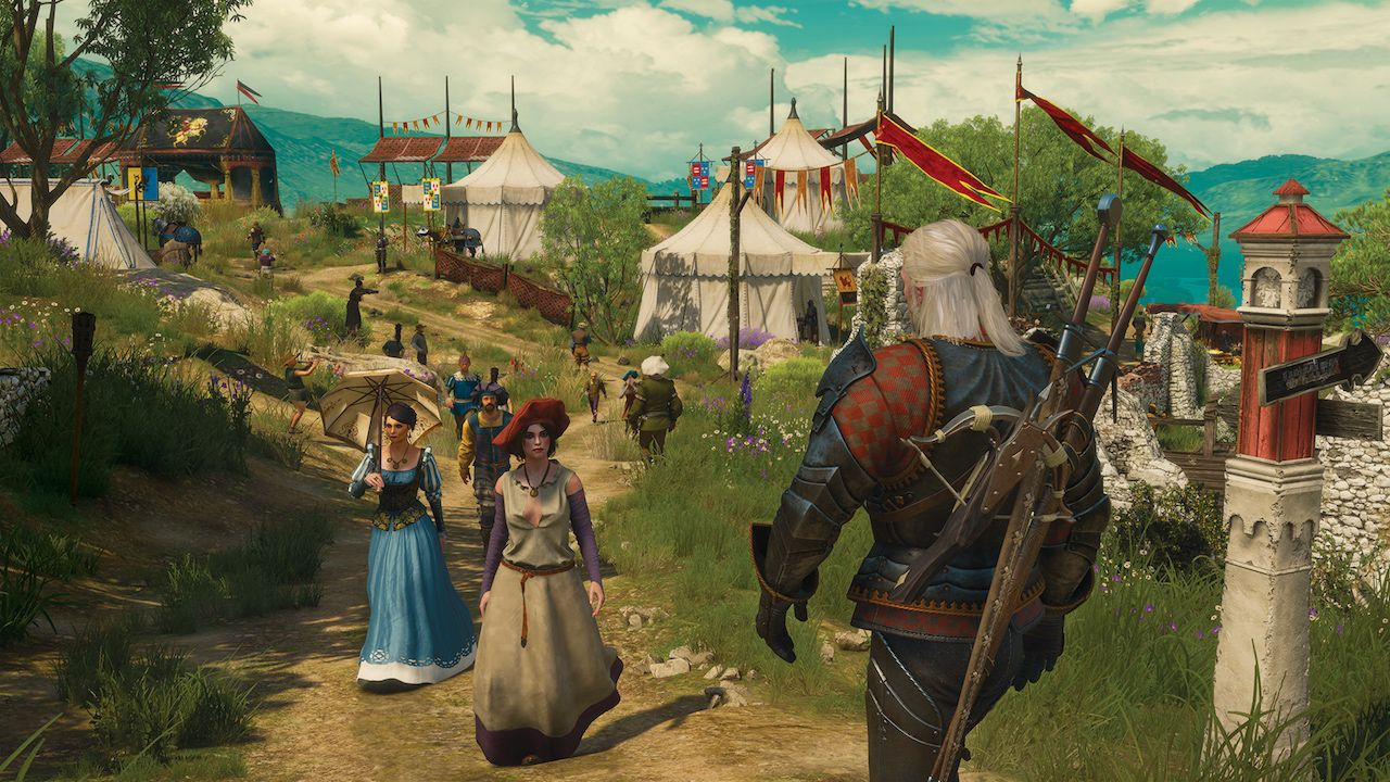 The Witcher 3 Blood & Wine: nuove immagini