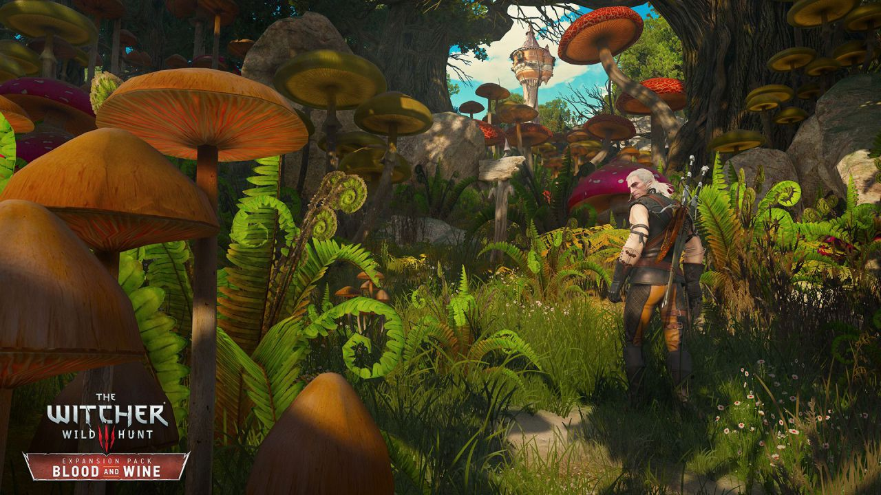 The Witcher 3 Blood & Wine si mostra in questi bellissimi scatti