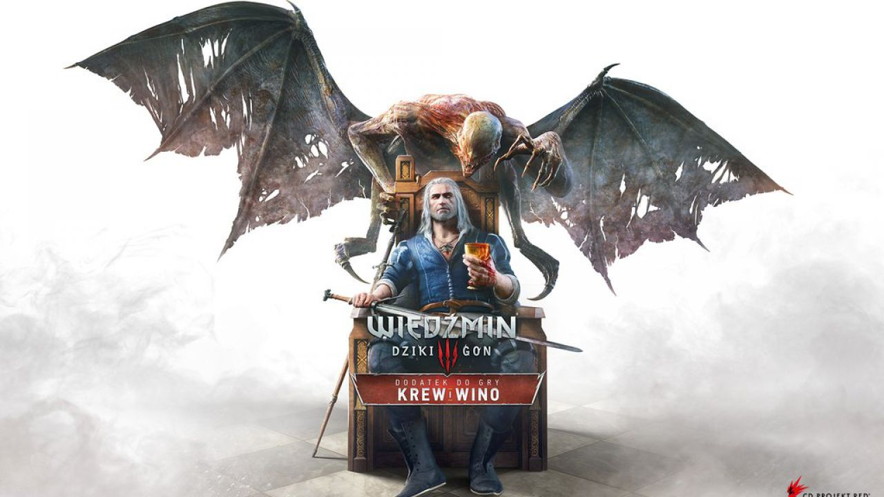 The Witcher 3 Blood & Wine: trapela la copertina della versione PS4