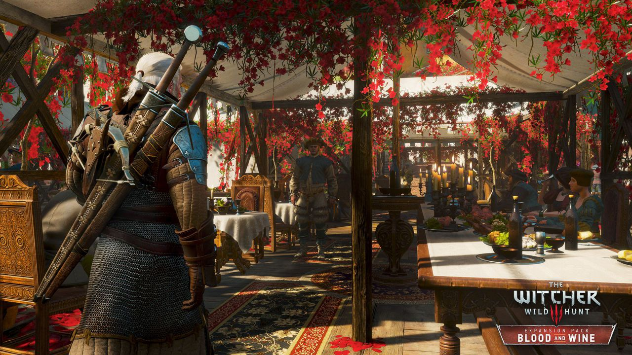 The Witcher 3 Blood & Wine: trapela la mappa di Toussaint