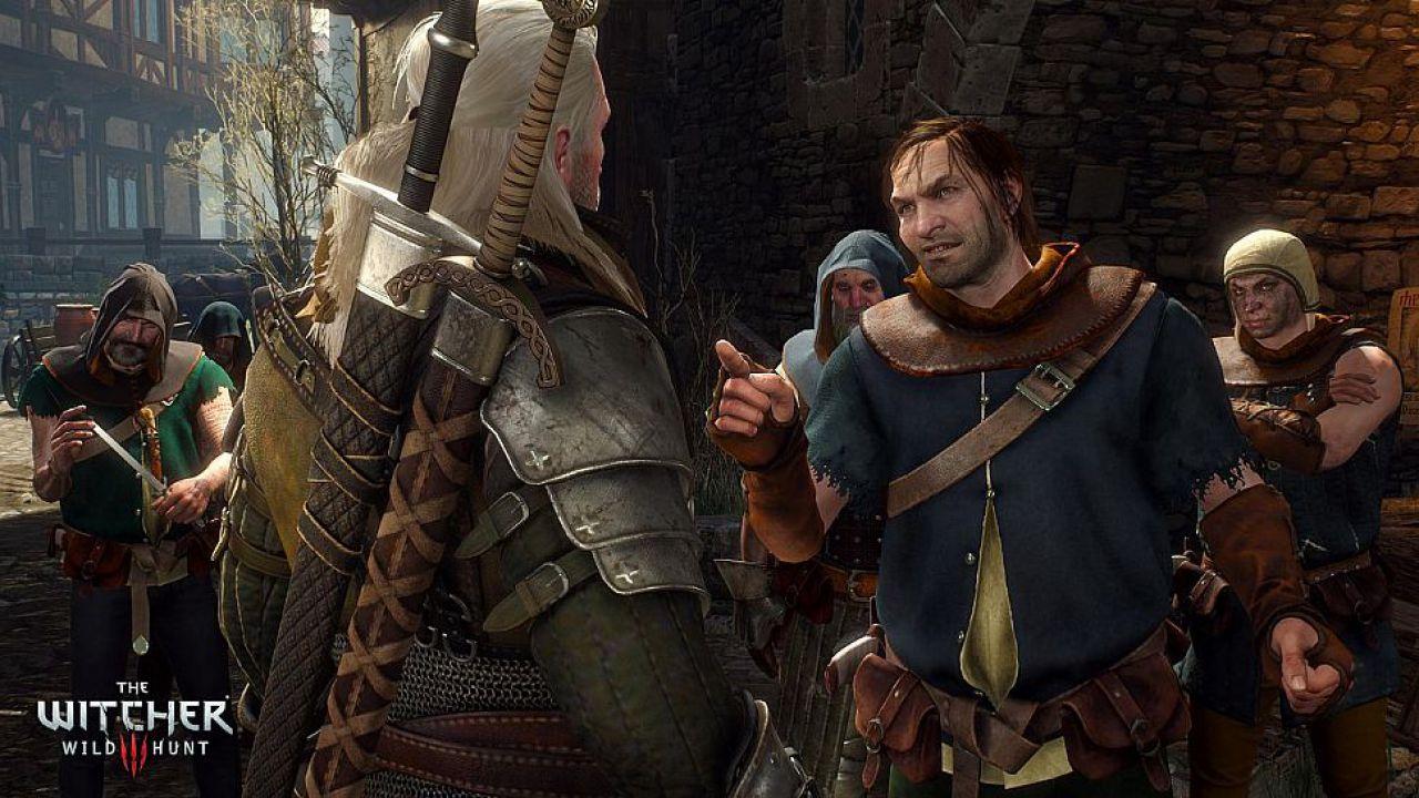 The Witcher 3: Confermato un secondo personaggio giocabile