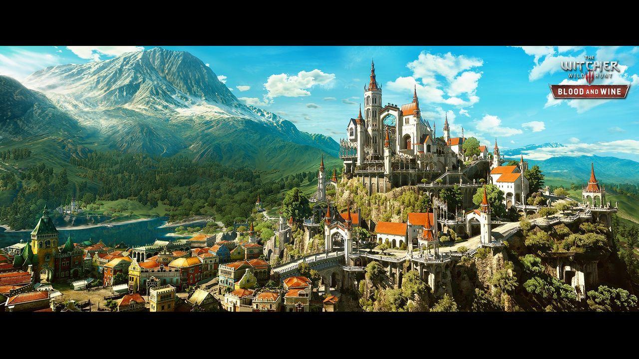 The Witcher 3: Due immagini per l'espansione Blood and Wine