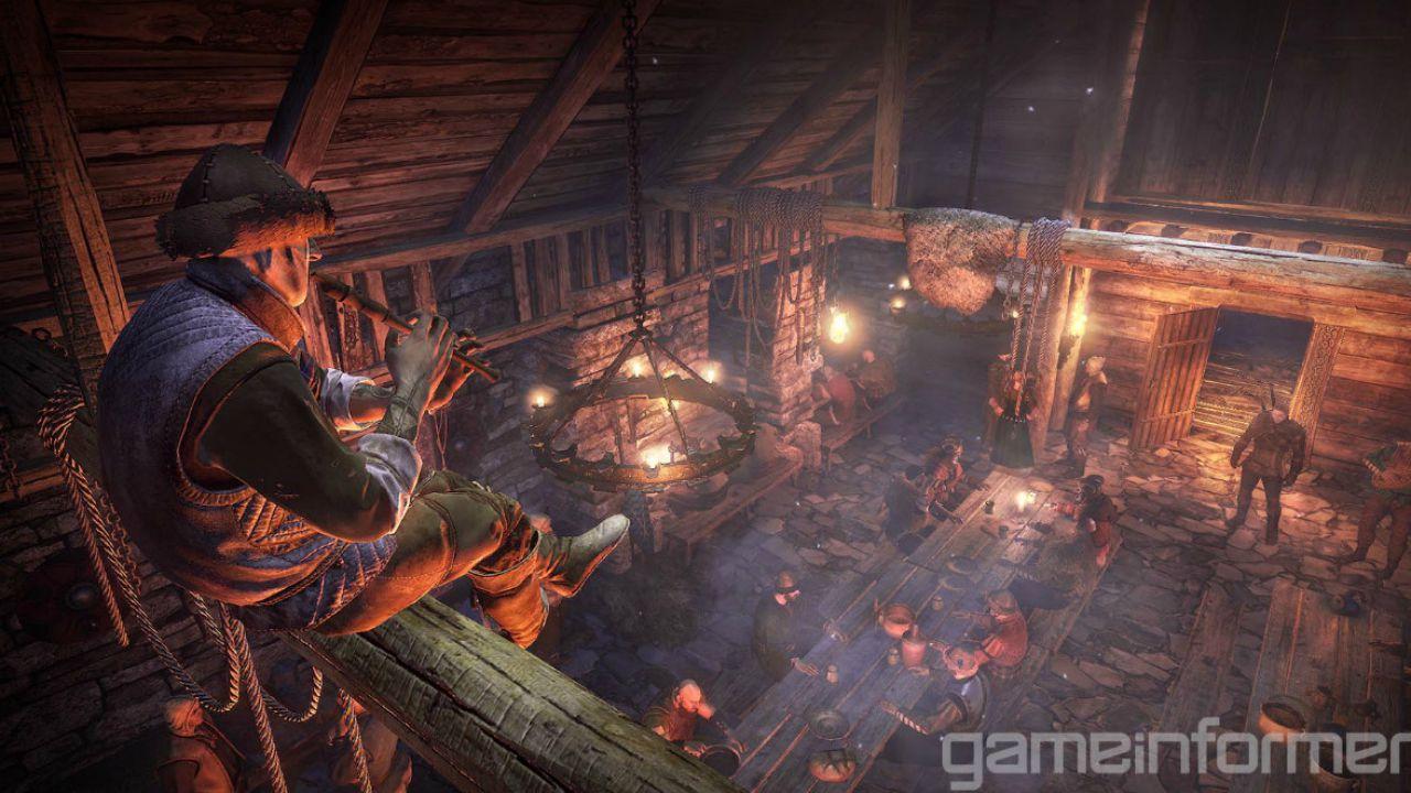 The Witcher 3: ecco nuove immagini di gioco