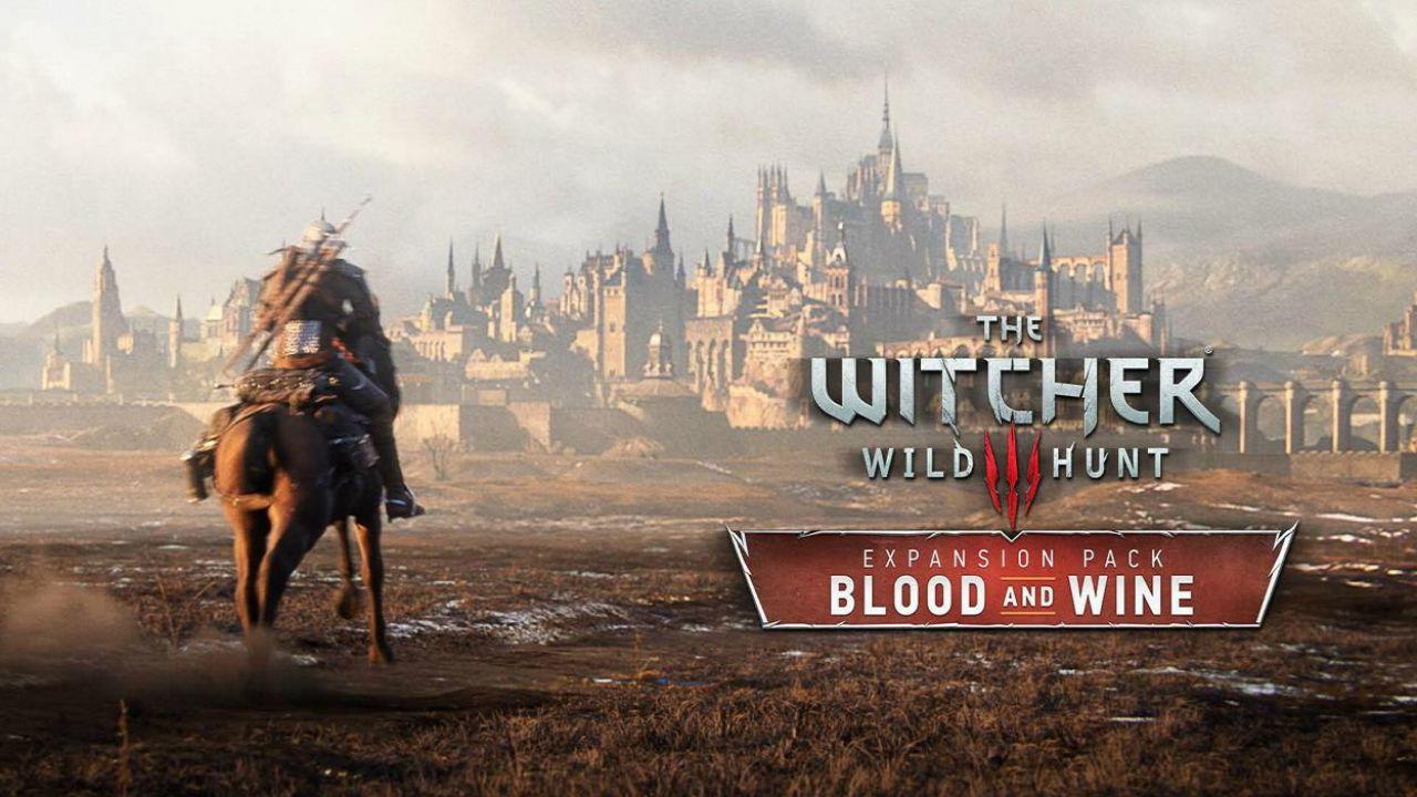 The Witcher 3: l'espansione Blood and Wine uscirà a giugno?