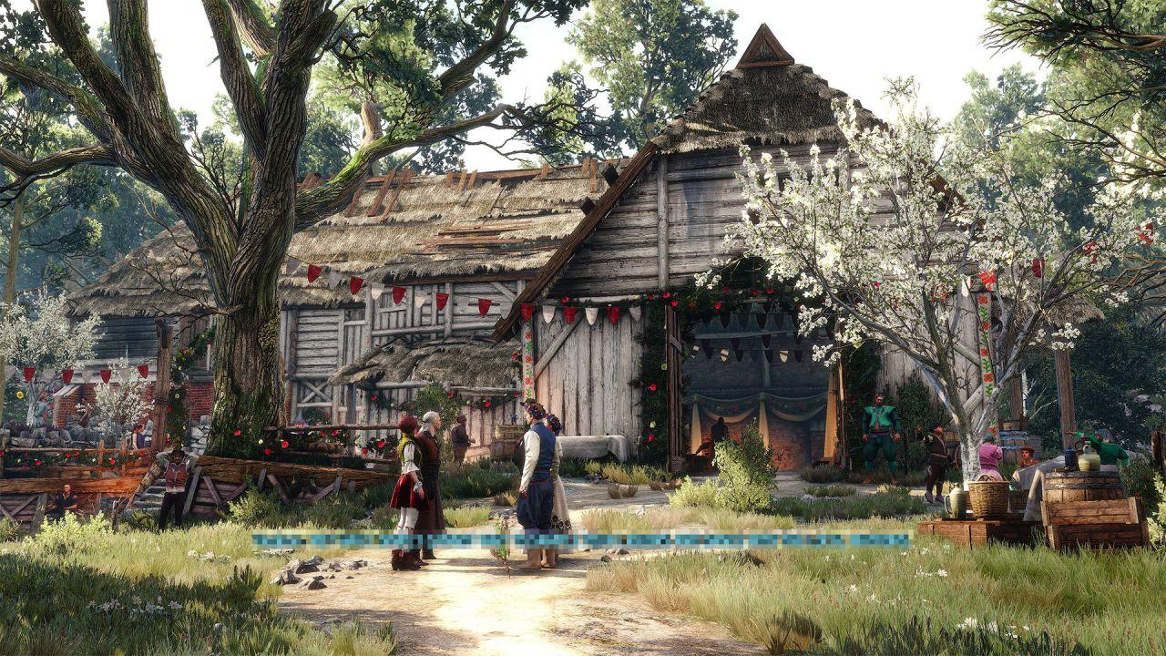 The Witcher 3: nuova patch correttiva prevista il 30 agosto
