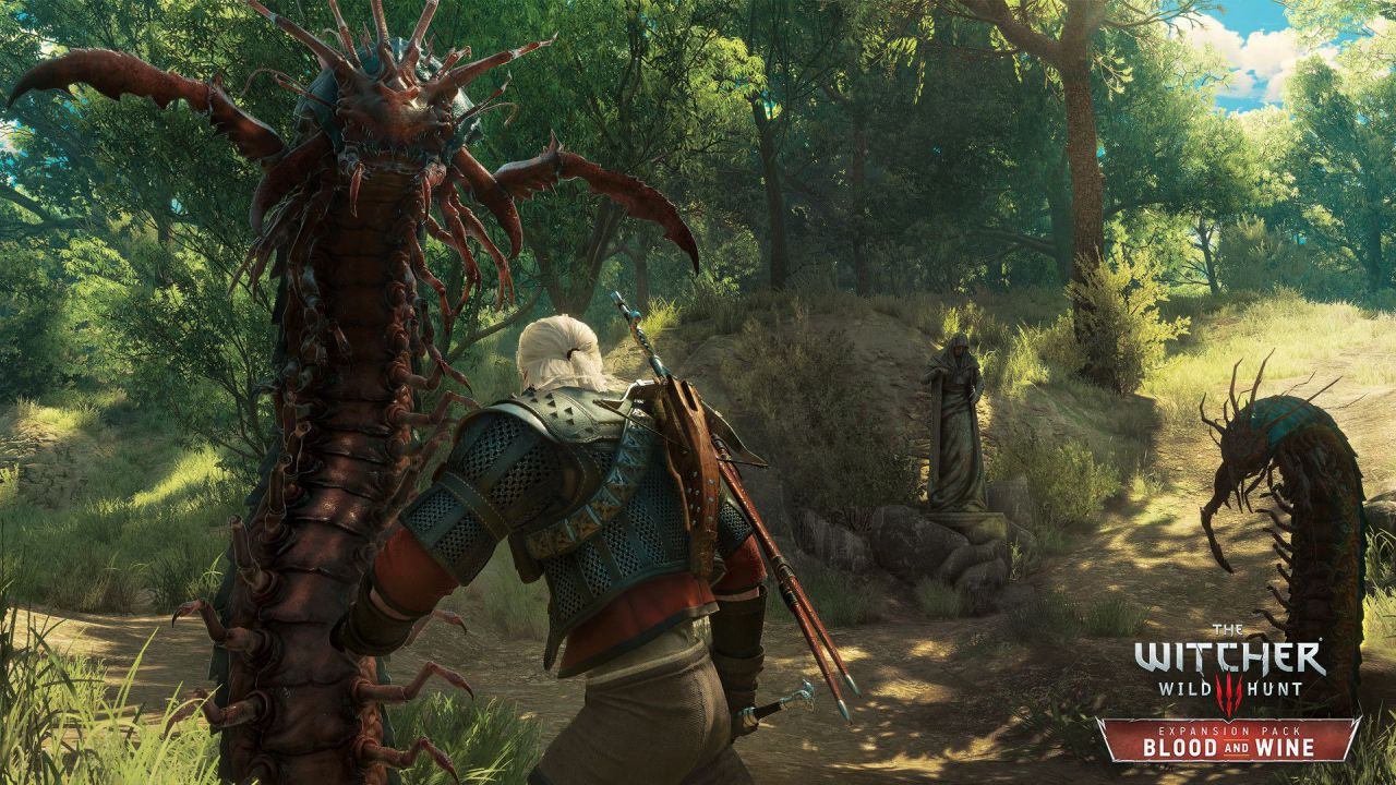 The Witcher 3: nuovo tema gratuito per PS4