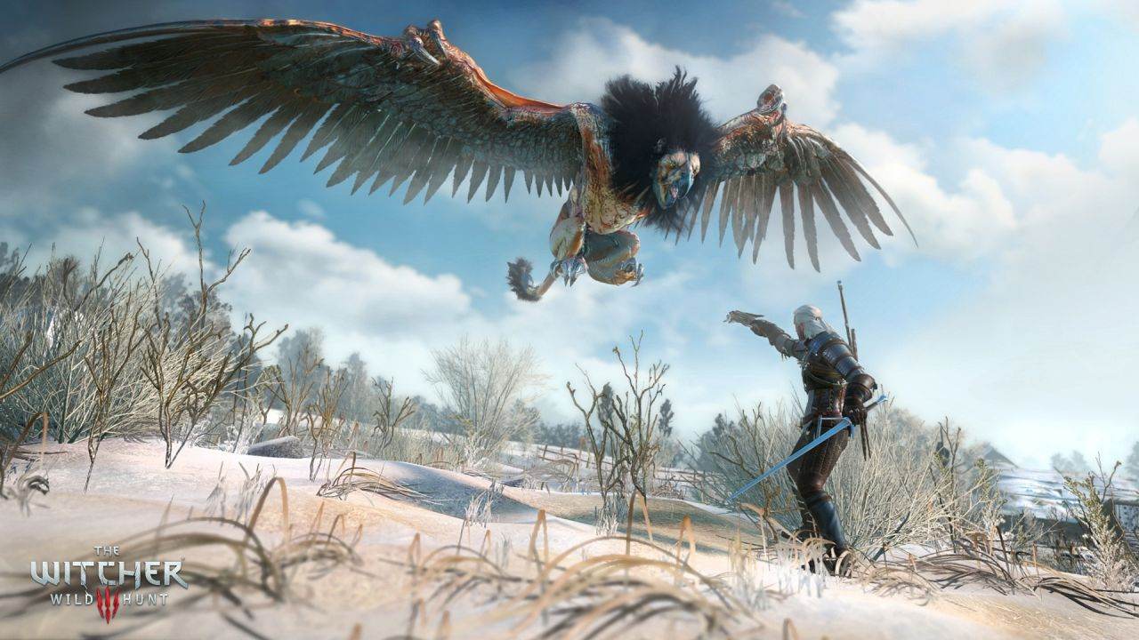 The Witcher 3 si aggiorna su Xbox One: disponibile la patch 1.03