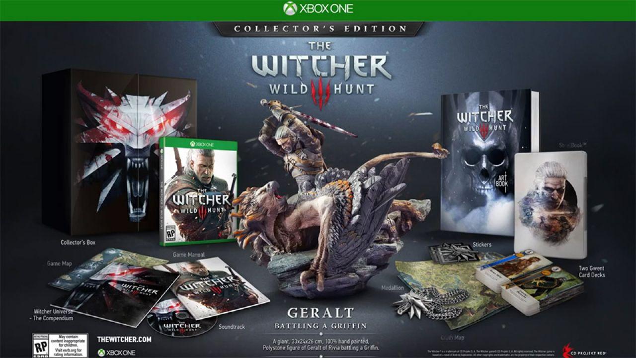 The Witcher 3: teaser della sequenza introduttiva