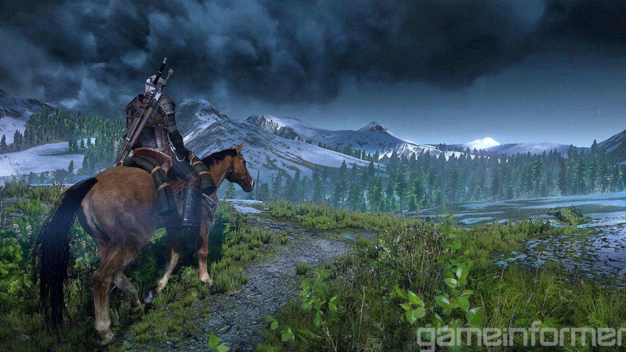 The Witcher 3: Wild Hunt, 1080p su Xbox One una sfida per CD Projekt RED