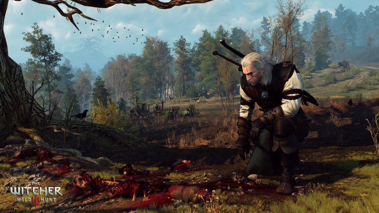 The Witcher 3 Wild Hunt avrà una day one patch