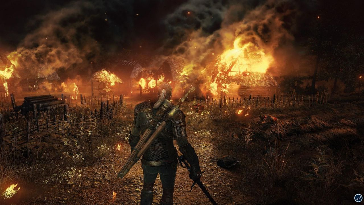The Witcher 3 Wild Hunt: la complessità dell'IA di gioco spiegata dal CM Chris Priestly